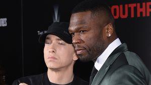 Trotz Schulden: 50 Cent schmeißt irre Superhelden-Party!