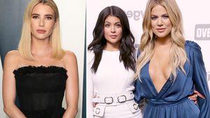 Emma Roberts' Arzt holte auch zwei Kardashian-Jenner-Babys!