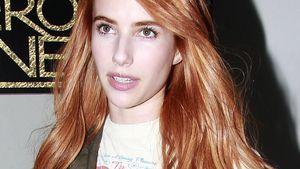 Feuerrot! Emma Roberts überrascht mit neuer Haarfarbe