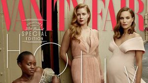 Natalie, Emma & Co.: Hollywoods Power-Frauen auf VF-Cover!