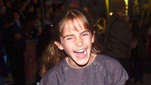 """Harry Potter""-Star Emma Watson postet süßes Throwback-Pic!"