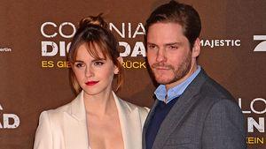 Emma Watson und Daniel Brühl
