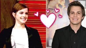 Erwischt! Emma Watson knutscht ihren Neuen!