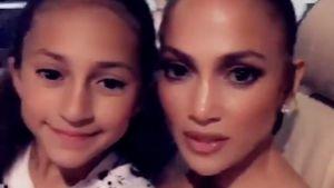 Jennifer Lopez' Tochter Emme rockt Song von Alicia Keys!