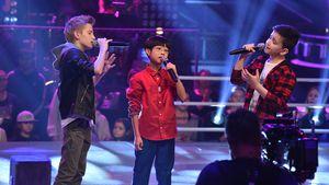 "Magie bei ""The Voice Kids"": Lenas Teams flashen die Jury!"