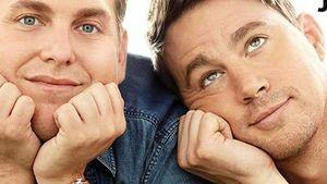 """Romantisch! Channing Tatum & Jonah ganz """"verliebt"""""""