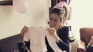 Estavana Polman feiert Babyshower