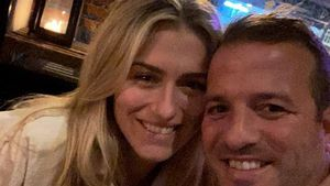 Rafael van der Vaart teilt seltenes Bild mit seiner Freundin