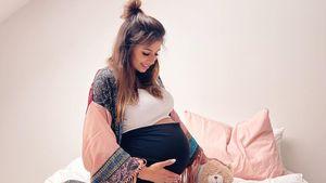 """""""Babyzimmer steht"""": Hochschwangere Eva ist mit Umzug durch"""