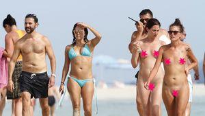Eva Longoria und Jose Baston im Urlaub