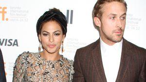 Eva Mendes und Ryan Gosling bei einer Premiere in Toronto