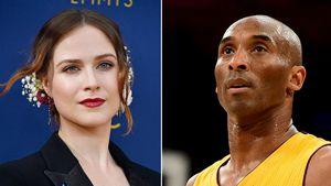 "Evan Rachel Wood nennt Kobe Bryant (†41) ""Vergewaltiger"""