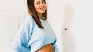 Wie stellt sich Eva Benetatou die Geburt ihres Babys vor?