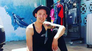 Fabian Kahl hatte schon mit 17 Jahren seinen ersten Laden