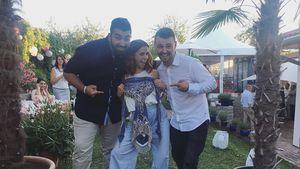 """Mit """"Let's Dance""""-BFFs: After-Wedding-Party bei Vanessa Mai!"""