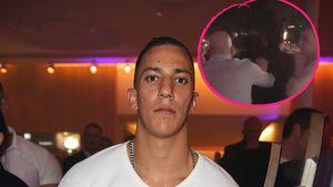 Skandal bei ECHO-Party: Hier prügelt sich Rapper Farid Bang!