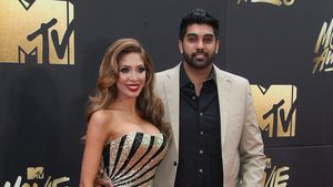 Farrah Abraham und Simon Saran bei den 25. MTV Movie Awards 2016