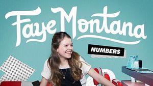 Faye Montanas erste Single