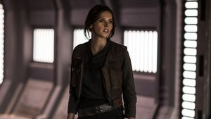 "Felicity Jones als Jyn Erso in ""Rogue One"""