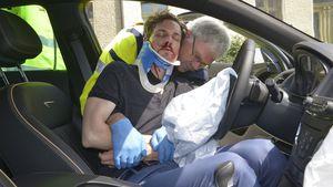Schwerer Autounfall bei GZSZ: Stirbt Buhmann Felix etwa?