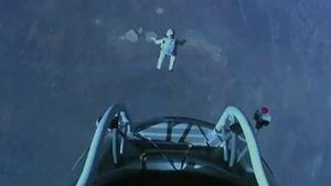 Felix Baumgartner: Gigantischer Sprung!