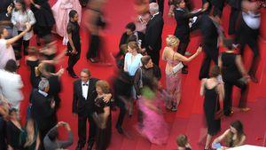 Cannes 2012: Shemar Moore zeigt seine Muskeln!