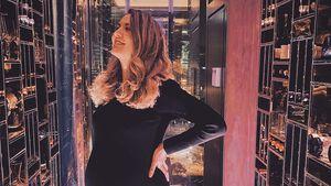 Großes Kugelglück: Fiona Erdmann strahlt hochschwanger!