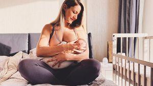 """""""Wundervollste Gaben"""": Model Fiona Erdmann postet Still-Pic"""