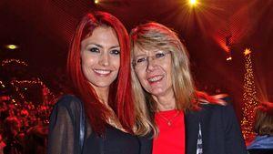 Rührend: Fiona Erdmann hört Stimme ihrer Mama auf altem Tape