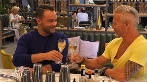 """Emil Kusmireks Ex Steffen flirtet bei """"First Dates Hotel"""""""