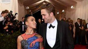 FKA Twigs und Robert Pattinson auf der Costume Institute Benefit Gala in New York