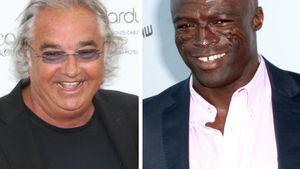 Seal und Flavio Briatore