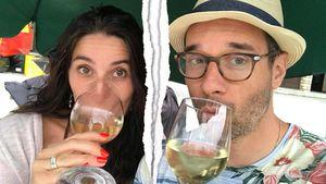 Tatsächlich! Maite Kellys Ex Florent wirklich wieder Single