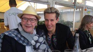 Helmut Berger: Hochzeit mit seinem Botox-Boy!