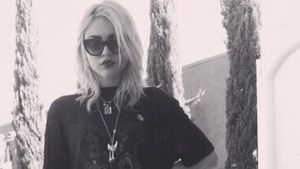 Frances Bean Cobain: Grunge-Look ist in den Genen
