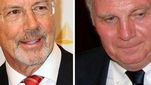 Franz Beckenbauer will Hoeneß im Knast besuchen
