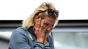 """Starke Schmerzen"": Franzi van Almsick erlitt üblen Unfall"