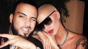 French Montana und Amber Rose
