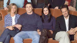 """""""Friends""""-Reunion: Darsteller drehen Szenen per Videochat"""