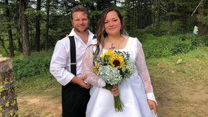 """""""Alaskan Bush People"""": Private Fotos von Gabes Wald-Hochzeit"""