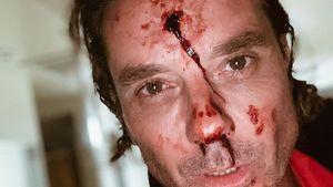 Schock-Pic: Spoilert Gavin Rossdale hier eigenen Film?