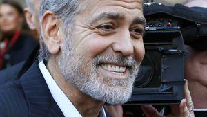 Scherzkeks George Clooney: So legte er Haushälterin rein!