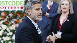 Nach Unfall: George Clooney will nicht mehr Motorrad fahren