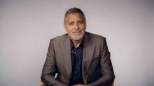 George Clooneys Kids tanzen ihm gerne auf der Nase herum!