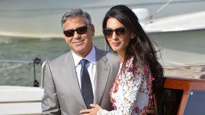 Windeln & Tequila: Merkwürdige Geschenke für Clooney-Twins