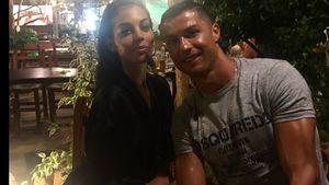 Baby-Alarm! Ronaldos Freundin verrät 1. Schwanger-Details