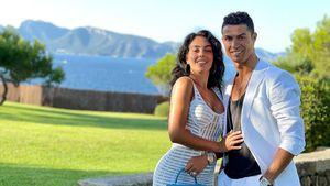 Laut Medien: Georgina Rodríguez soll in zwölfter Woche sein