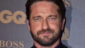 Gerard Butler bei den GQ Men Of The Year Awards in Paris