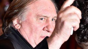 Gérard Depardieu im Rollstuhl: Was ist da los?