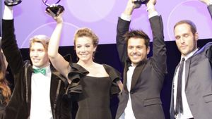German Soap-Award: Das sind die Gewinner